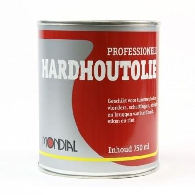 Foto van Mondial Hardhoutolie 750ML