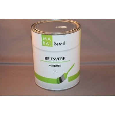 Maral Beitsverf Mahonie 1L