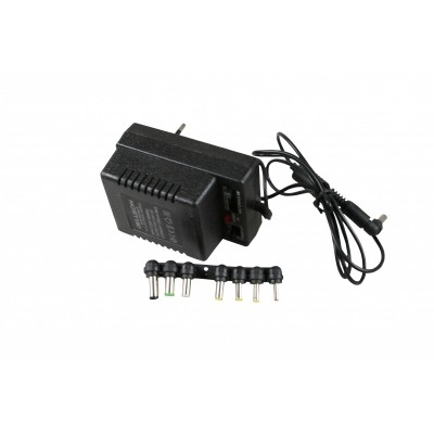 Foto van Adapter Universeel 1000mA 1,5V-12V