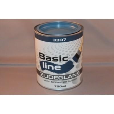 Basicline 3307 Zijdeglans 750ML