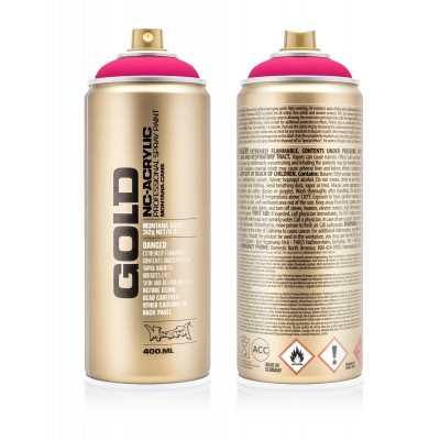 Montana Gold Gleaming Pink