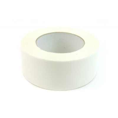 Foto van Duct-Tape Wit 50MM*50M