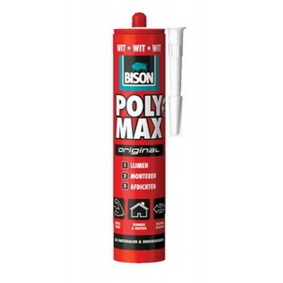 Bison Poly Max Wit
