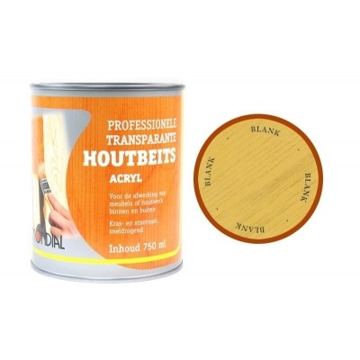 Mondial Houtbeits Blank 750ML