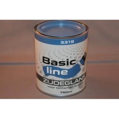 Foto van Basicline 3319 Zijdeglans 750ML