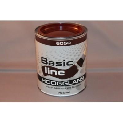 Basicline 6050 Hoogglans 750ML