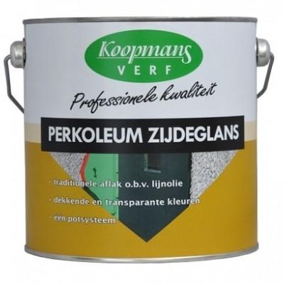 Foto van Koopmans Perkoleum Zijdeglans Gemengd 2,5L