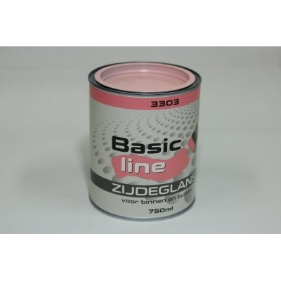 Basicline 3303 Zijdeglans 750ML