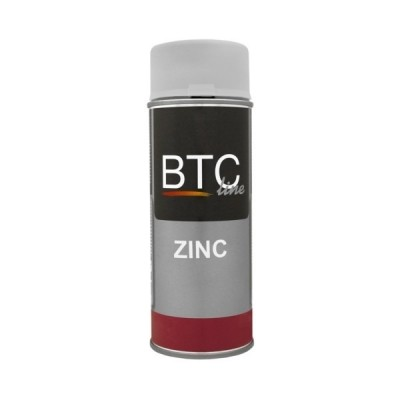 Foto van BTC Deco Spray Zink