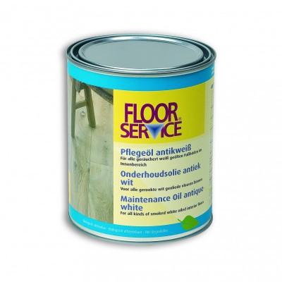Foto van Floorservice Onderhoudsolie Antiek Wit
