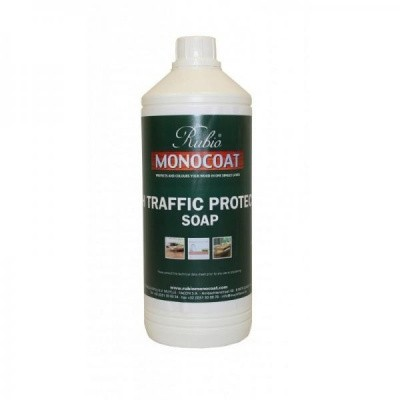 Foto van Rubio Monocoat High Traffic Protection Soap