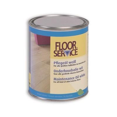 Foto van Floorservice Onderhoudsolie Wit