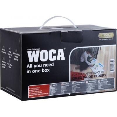 Foto van Woca Onderhoudsbox Wit
