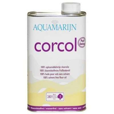 Foto van Aquamarijn Corcol 2801 Full Solid Basisolie Naturel