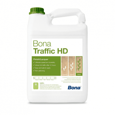 Foto van Bona Traffic HD 2K Extra Mat 4,95 L
