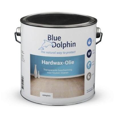Foto van Blue Dolphin Hardwax-Olie Zijdeglans