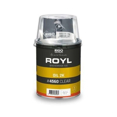 Foto van Royl Oil 2K #4560 Clear