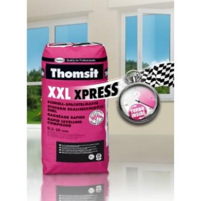 Foto van Thomsit XXL-Express Stofarme Egalisatie