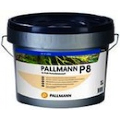 Foto van Pallmann P8 2-componenten PU parketlijm
