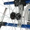 Afbeelding van Lichtgewicht Rolstoel Deluxe Plus V300 DL (blauw)