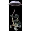 Afbeelding van Rollator Paraplu voor rollator Travixx en Drive Nitro