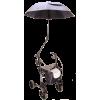 Afbeelding van Rollator Paraplu voor Topro Rollators