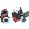 Afbeelding van Opvouwbare Elektrische rolstoel WeGo (2017)