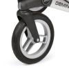 Afbeelding van Lichtgewicht rollator Gemino 30 Comfort Plus Zilver