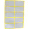 Afbeelding van Reflector Stickers wit (set van 10 stuks)