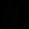 Afbeelding van Lichtgewicht rollator Gemino 30M Comfort Zilver