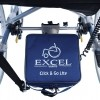 Afbeelding van Duwondersteuning voor rolstoel Click & Go Lite