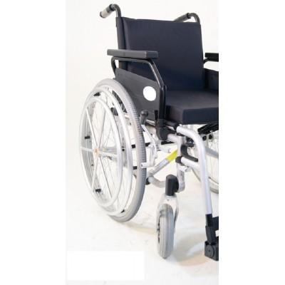 Eenzijdige rolstoel aandrijving