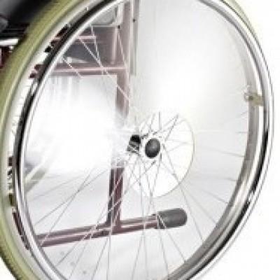 Spaakbeschermers Deluxe voor rolstoelwielen (set)