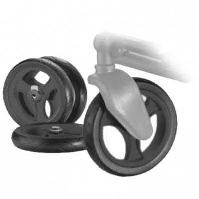 Rollatorwiel (set van 4 stuks) Topro Troja 2G Soft (schijfrem)