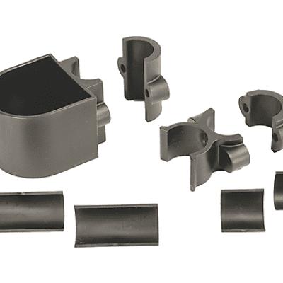 Stokhouder voor Basic Rollator 22 en 25mm