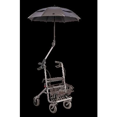 Rolstoel en Rollator paraplu basic voor ronde buizen