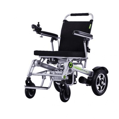 Opvouwbare Elektrische Rolstoel Airwheel op afstand bestuurbaar