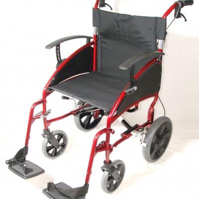 Lichtgewicht Transportstoel Porter