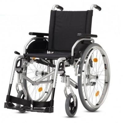 Foto van Lichtgewicht rolstoel verhuur