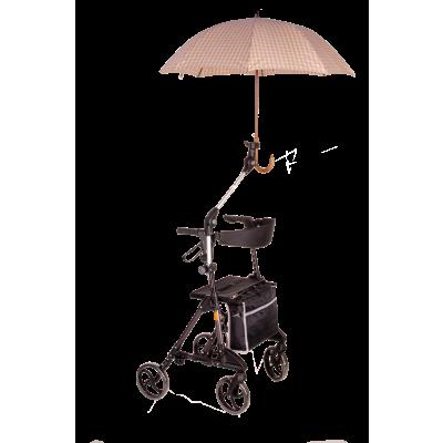 Paraplu houder voor Rolstoelen en Rollators