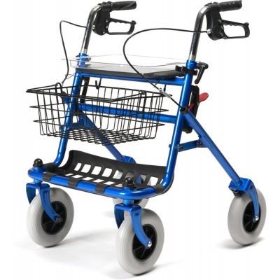 Rollator Basic Eco Plus 268i Blauw