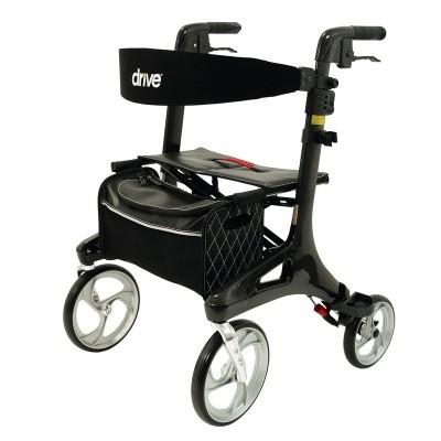 Ultra Lichtgewicht rollator Nitro Carbon (large)
