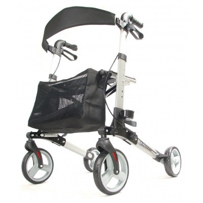 Ultra Lichtgewicht Rollator Kaigo travel deluxe (2019 model)