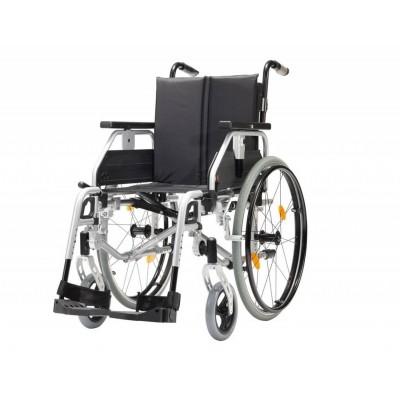 Foto van XXL rolstoel tot 170kg voor lange mensen optima forma (zitbreedte 52cm)