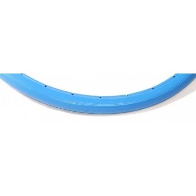 Buitenband 24x1.0 massief Blauw