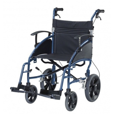 Lichtgewicht Transportstoel verhuur