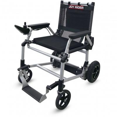 Foto van Opvouwbare Elektrische rolstoel Zinger Joyrider zwart