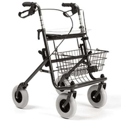 Rollator Basic Eco Plus Titanium