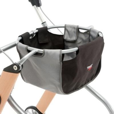 Rollator tas voor binnenrollator Lets Go extra diep