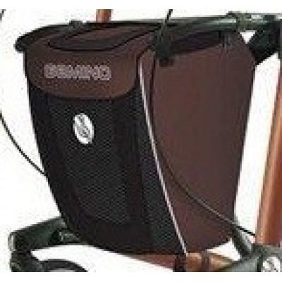 Foto van Rollator tas voor Gemino 30+30M bruin